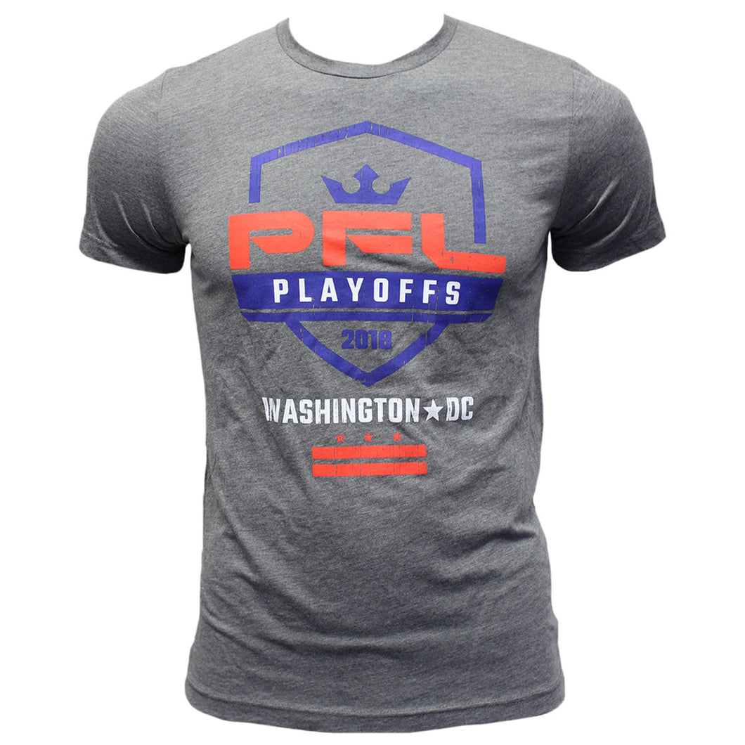2018 Playoffs Washington DC Tee