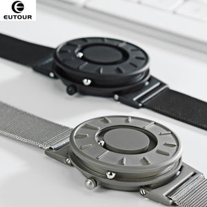 Magnetic Steel Ball Wrist Watch