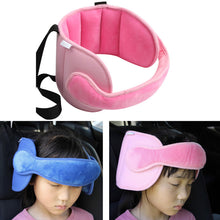 Load image into Gallery viewer, Kids Head Supporting Sleep Car Pillow