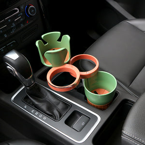 Multi-Function Car Cup Holder