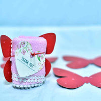 Butterfly Towel 毛巾 - Gift Macau