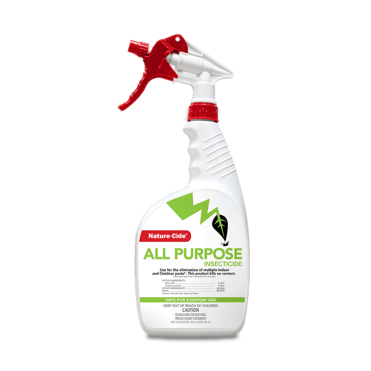 Nature-Cide® All-Purpose Insecticide – 32 oz spray bottle