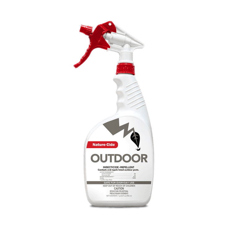 Nature-Cide® Outdoor Insecticide – 32 oz spray bottle