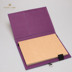 Pinto Refillable Planner Violet