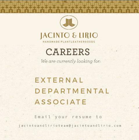 EXTERNAL AFFAIRS - Jacinto and Lirio