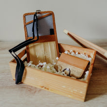Load image into Gallery viewer, Adhikain Wooden Crate Gift Box - Jacinto & Lirio