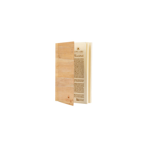 Bronze Water Hyacinth Journal Notebook Refills (Plain) - Jacinto & Lirio