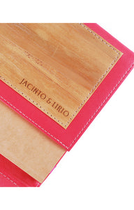 Artisan Dual Cover Refillable Vegan Journals - - Jacinto & Lirio