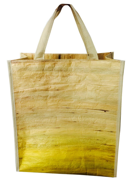 Vegan Leather Printed Eco Bag - Jacinto & Lirio