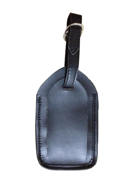 Vegan Leather Luggage Tag (JLLTAG02) - Jacinto & Lirio