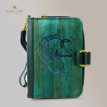 Load image into Gallery viewer, Fauna Mahika Undated Planner Magic Wallet Purse (Butanding) - Jacinto & Lirio