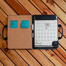 Load image into Gallery viewer, Alamat Vegan Dream Board Monthly Planner (Caramel Brown) - Jacinto & Lirio