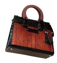 Load image into Gallery viewer, Vegan Leather Gregoria Bag - Jacinto & Lirio