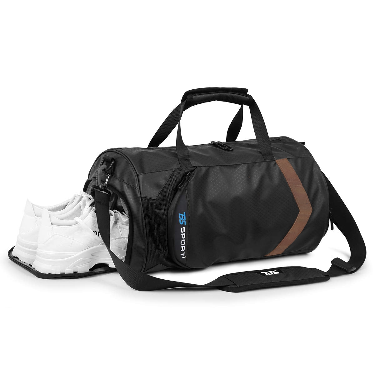 Gym Bag - Jacinto and Lirio Vegan Leathergoods
