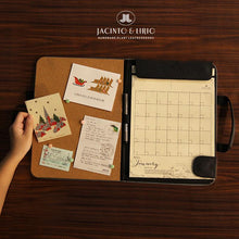 Load image into Gallery viewer, Alamat Dream Board Planner (Caramel Brown) - Jacinto & Lirio
