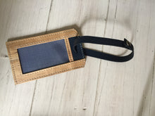 Load image into Gallery viewer, Vegan Leather Luggage Tag - Tomas - Jacinto & Lirio