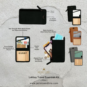 Essentials Kit - Jacinto & Lirio