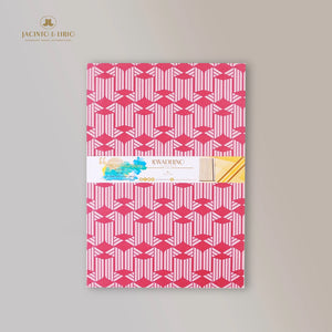 Perseverance Blank Refills Notebook Journal Inserts - Jacinto & Lirio