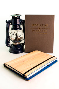Perseverance A5 Executive Journal Refillable with Card Holders (Royal Blue) - Jacinto & Lirio
