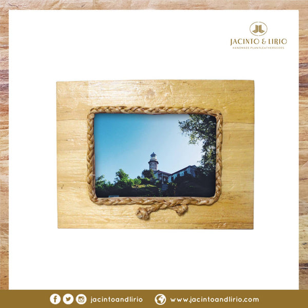 Vegan Leather Picture Frames - Jacinto & Lirio
