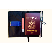 Load image into Gallery viewer, Pinto Mini Personalizable Passport Holder or Refillable Vegan Leather Journal - Jacinto & Lirio