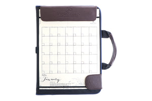 Alamat Vegan Dream Board Desk Monthly Planner (Pakwan)