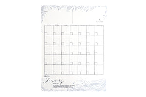 Alamat Vegan Dream Board Monthly Planner (Caramel Brown) - Jacinto & Lirio