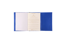 Load image into Gallery viewer, Artisan II Journal Medium - (Cobalt Blue - Black)