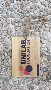 Vegan Leather Luggage Tag - Unilab - Jacinto & Lirio