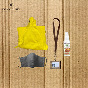 The Work Protection Set (PRE-ORDER at 12 sets minimum) - Jacinto & Lirio