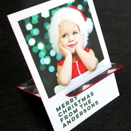 Kickstand Photo Cards by Fine Moments