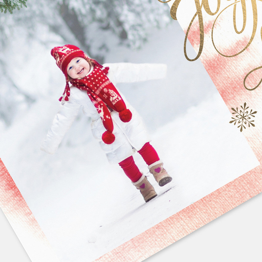 Always Merry Holiday Cards – Detail View