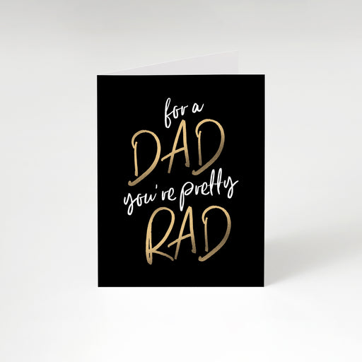 Stacked Dad Card