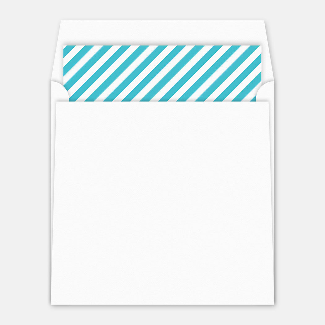 Odometer Reading Anniversary Party Invitations – Envelope Liner