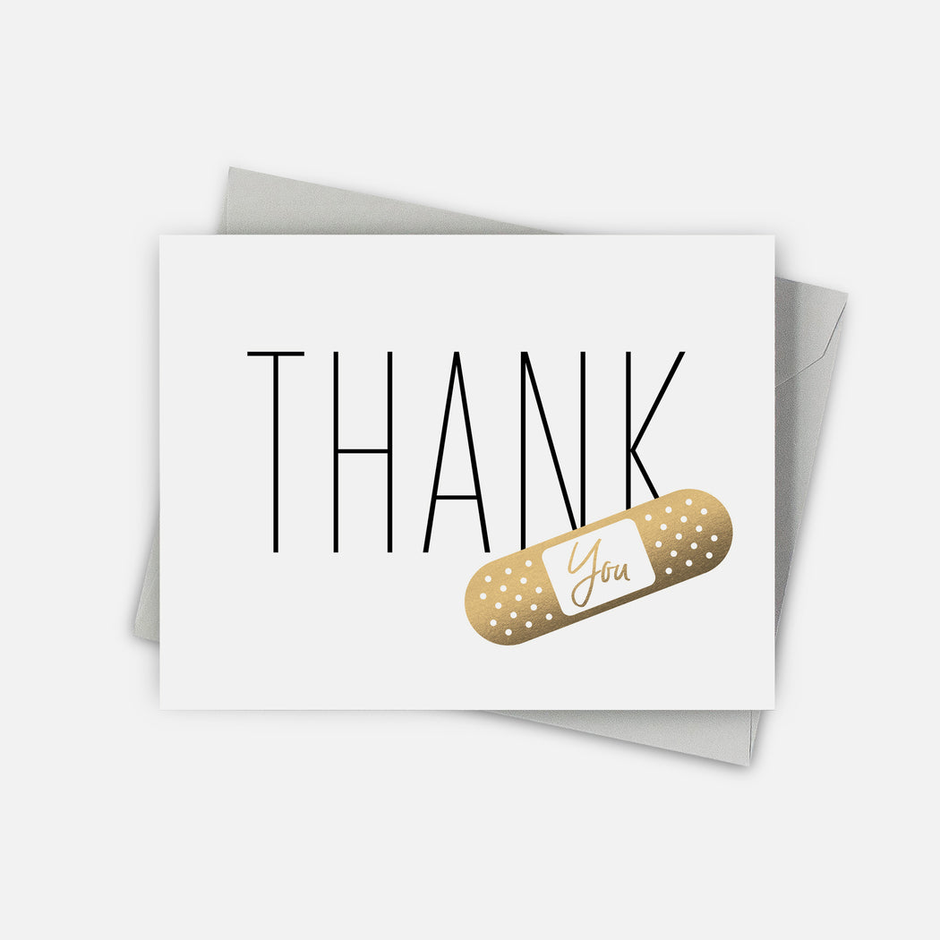Caring Thank You Card