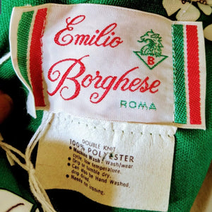 The Mysterious Vintage Italian Fashion Label