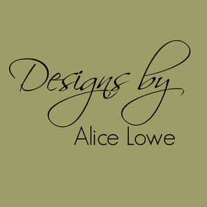 Designs by Alice Lowe