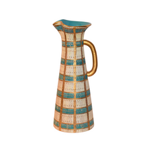 Sgraffito Seta Ceramic Pitcher by Aldo Londi for Bitossi