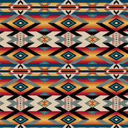 Wild Wild West -Serape Blanket Red