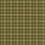 Plaid dark Green at Moose Lake