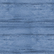 WASHED WOOD MARINE BLUE