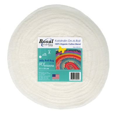 Bosal Katahdin 100% Cotton Summer 3oz 2-1/2in x 25yds