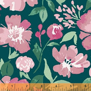 Pink Lemonaid Painted Floral