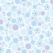 Free Motion Fantasy Pebbles Blue Pale