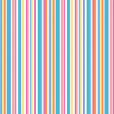Front Porch Summer Stripe Multi