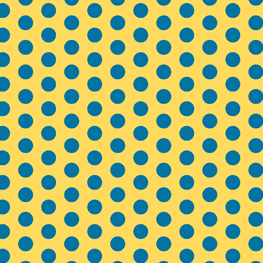 Dot Crazy Medium Dot Yellow
