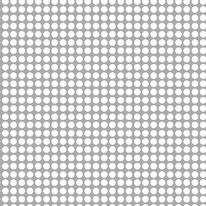 TONAL DOTS DOVE GRAY