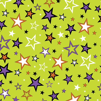 Charmed Stars Lime