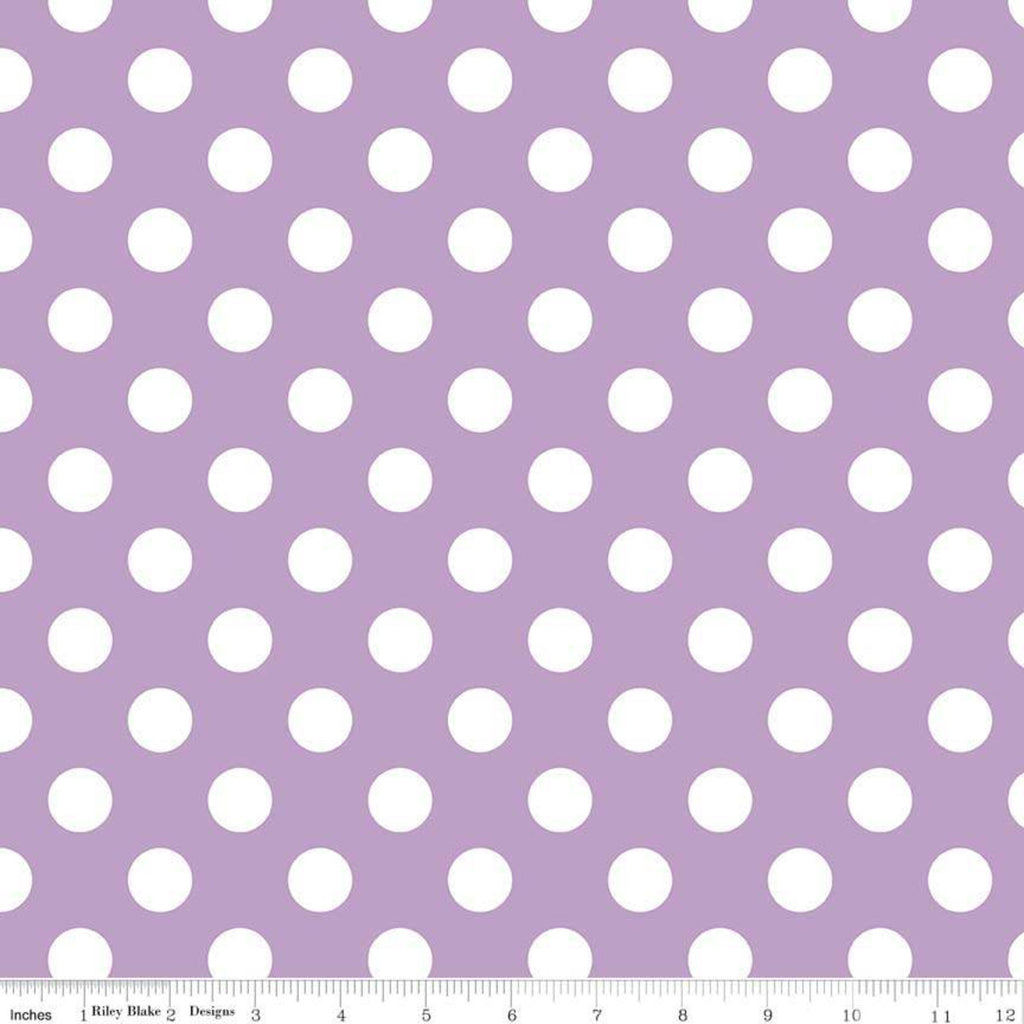 Medium Dots Lavendar