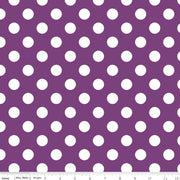 Medium Dots Purple